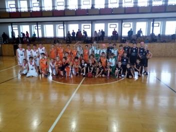 Basketbalový víkend U10