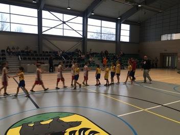 Basket - Jeseník U10 15. 12. 2018