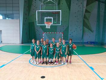 Basket - turnaj Jeseník 22. 9. 2018
