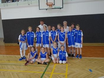 Basket - U11 MoheMiniBa 2019