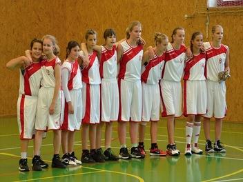 Dívky vs Hranice 20. 9. 2015