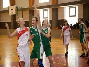 Dívky vs Brno 14. 2. 2015