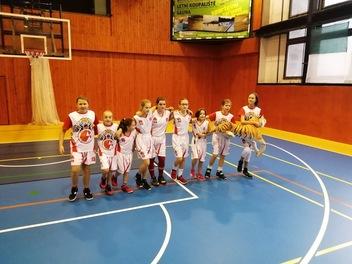 Basket - O zubatou žábu - Bruntál 21. 12. 2019