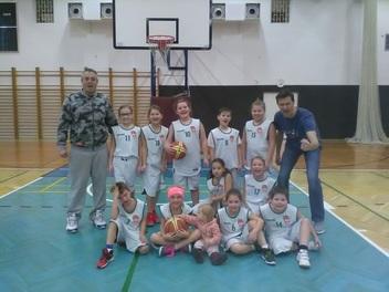 Basket - U10 Olomouc
