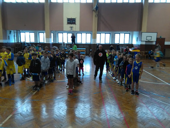 Basket - turnaj Přerov 27. 10. 2018