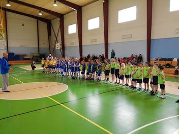 Basket U10 Blansko 11. 5. 2019