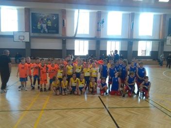 Basket - Turnaj U10 18. 11. 2018