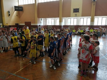 Basket - Přerov 26. 5. 2019 - U11 mix