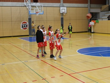 Basket - Zlín 17. 2. 2019