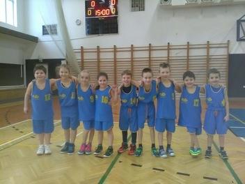 Basket - U9 Mohelnice