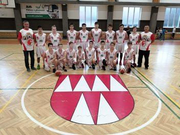 Úspěšný basketbalový víkend U13 Mohelnice - Šumperk