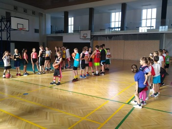 Basket - Summer Camp 2019