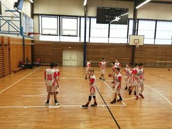 Basket - 3. - 5. 1. 2020 Brandýs nad Labem - U13 hoši