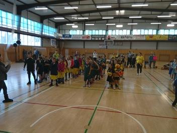 Basket - Podolí u Brna 12/2017