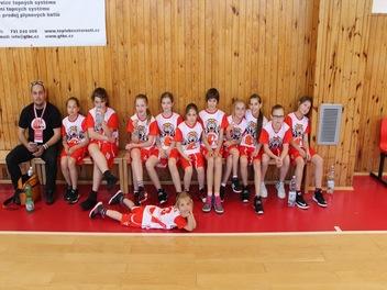 Basket - Klatovy 2019