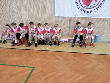 Oblastní přebor Střední Moravy starších minižáků ( U13 ) v minibasketbalu