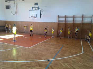 Basket - přátelák BCM Olomouc 27. 09. 2018