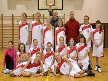 Dívky vs Brno 17. 1. 2015