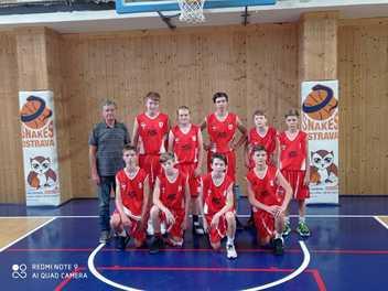 Žákovská liga U15 chlapců - 2 a 3 kolo