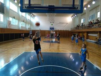 Basket - U9 Ostrava 12. 5. 2018