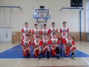BCM Orli Prostějov - TJ MEZ Mohelnice U13