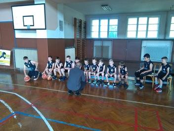 Basket - U11 Přerov 20. 5. 2018