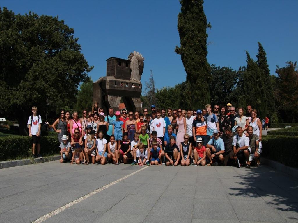 Basketbalový kemp v Turecku – Çanakkale 2019