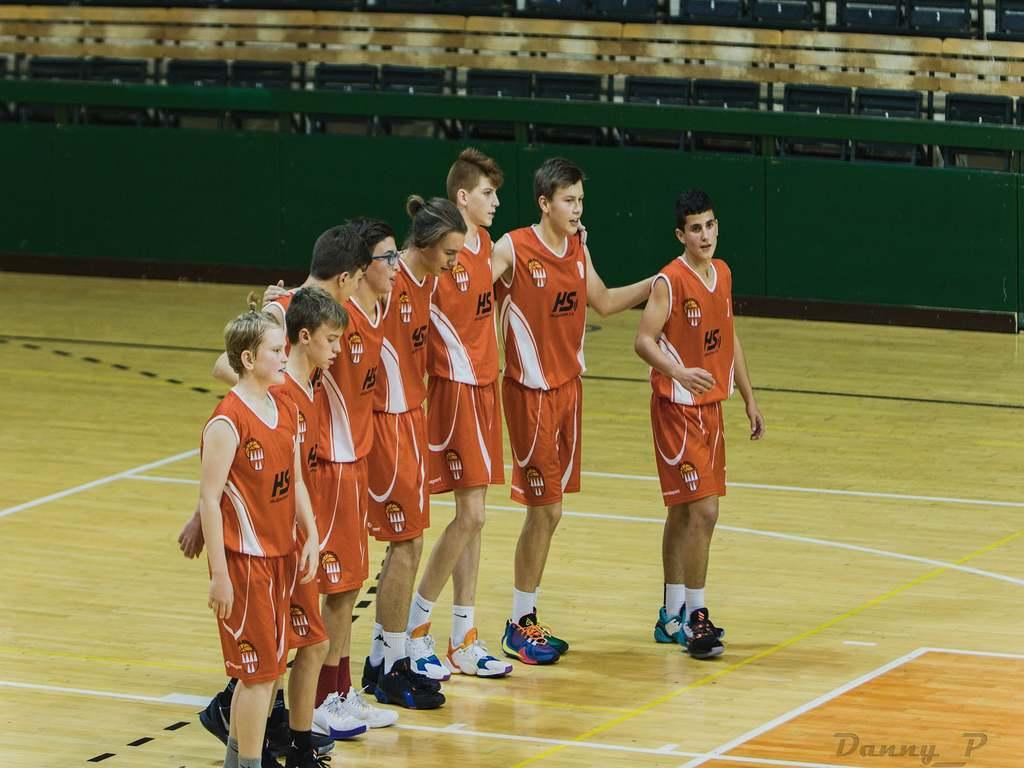 U15 základní část nadregionální ligy, skupina F